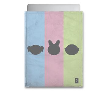 dobra - Capa Notebook - Linda flor doce