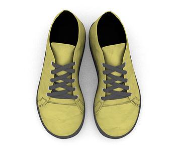 dobra tenis lisa amarela