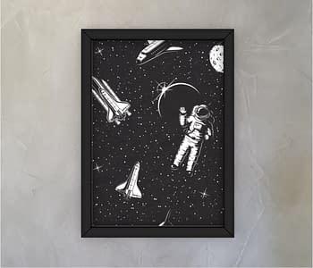 dobra - Quadro - Spaceman