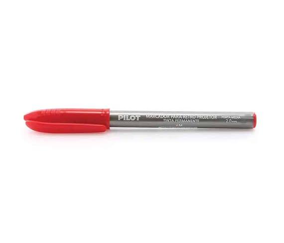 canetinha vermelha