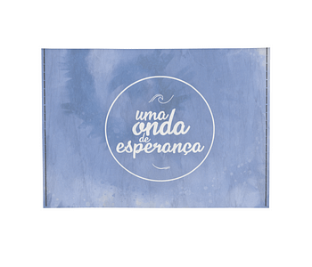 dobra - Porta Cartão - Uma onda de esperança