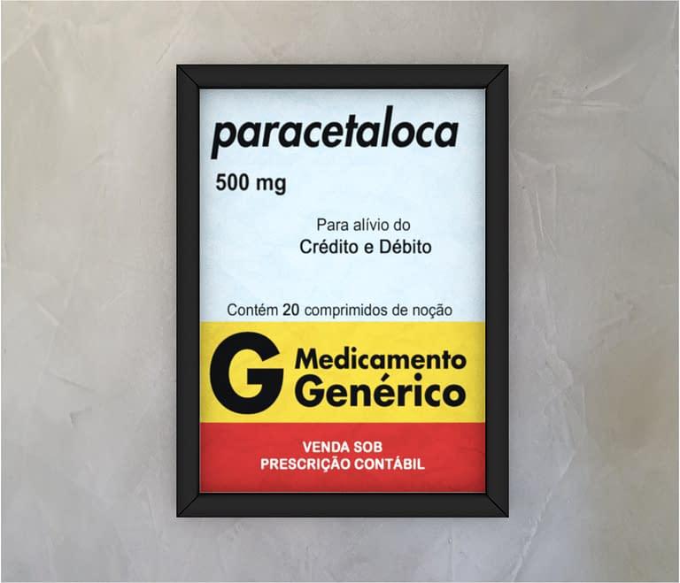 dobra - Quadro - paracetaloca