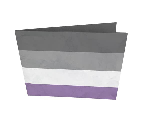 dobra nova classica bandeira assexual