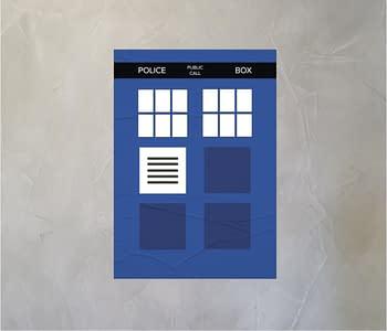 dobra - Lambe Autoadesivo - The Blue Box