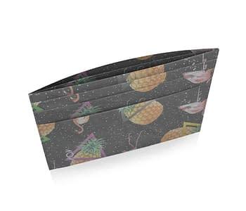 dobra porta cartão flamingcaxi