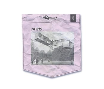 dobra - Bolso - 14 Bis