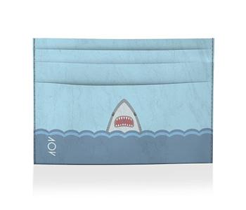 dobra porta cartao shark attack