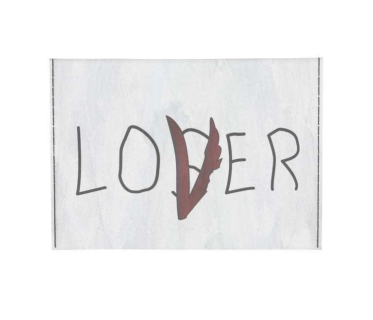 dobra - Porta Cartão - LOVER
