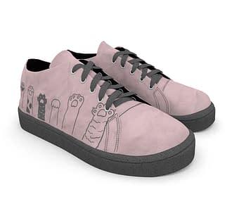 dobra - Tênis - Pink Cat Power