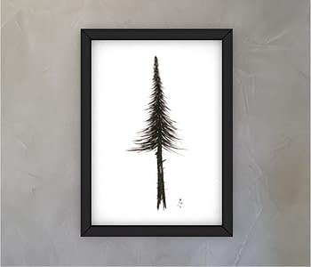 dobra - Quadro - pinheiro