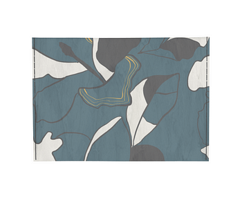 dobra - Porta Cartão - Floral Minimalista