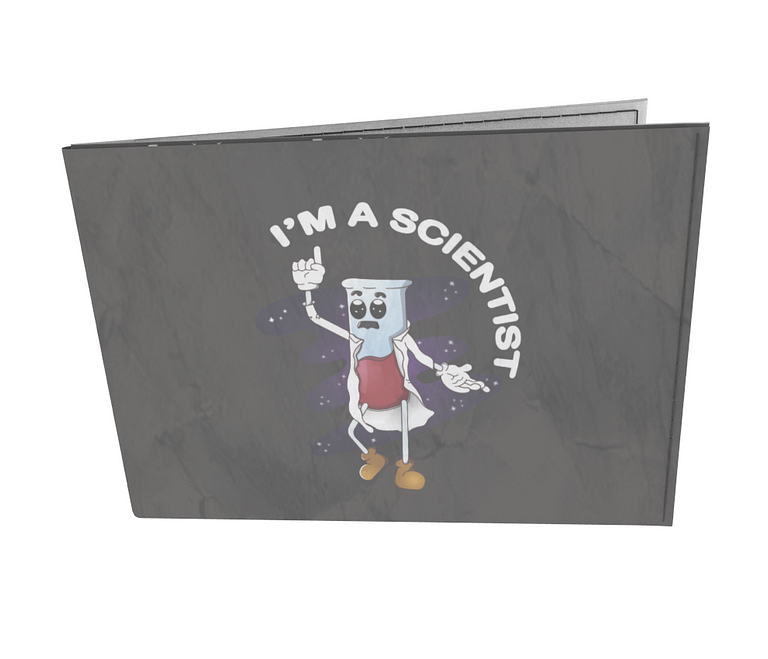 dobra - Carteira Old is Cool - I'm a Scientist