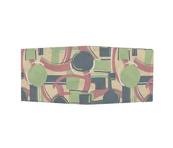 dobra - Nova Carteira Clássica - Geo Neon