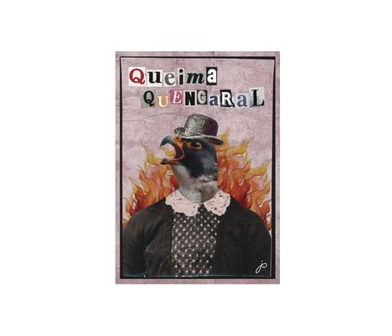 dobra - Lambe Autoadesivo - Queima Quengaral