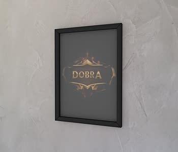 dobra - Quadro - League of Dobra