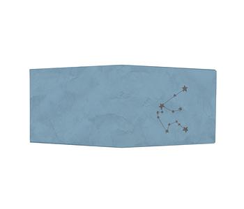 dobra - Nova Carteira Clássica - Signo de Aquario