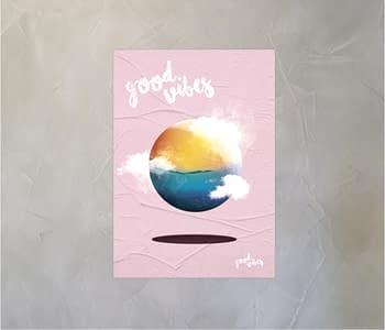 dobra - Lambe Autoadesivo - GoodVibes