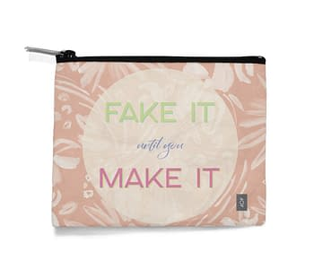 dobra - Necessaire - Fake it until you make it