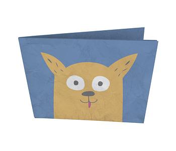 dobra - Nova Carteira Clássica - Dog Cascão