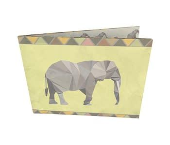 dobra - Nova Carteira Clássica - Elefante