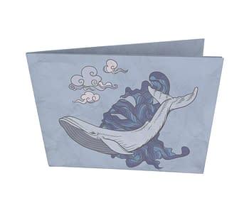 dobra - Nova Carteira Clássica - Baleia