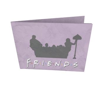 dobra - Nova Carteira Clássica - friends
