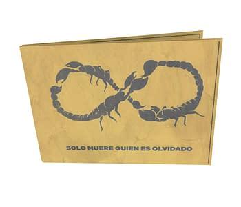 dobra - Carteira Old is Cool - Solo muere quien es olvidado