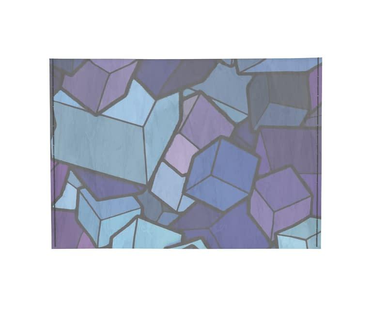 dobra - Porta Cartão - Cubos