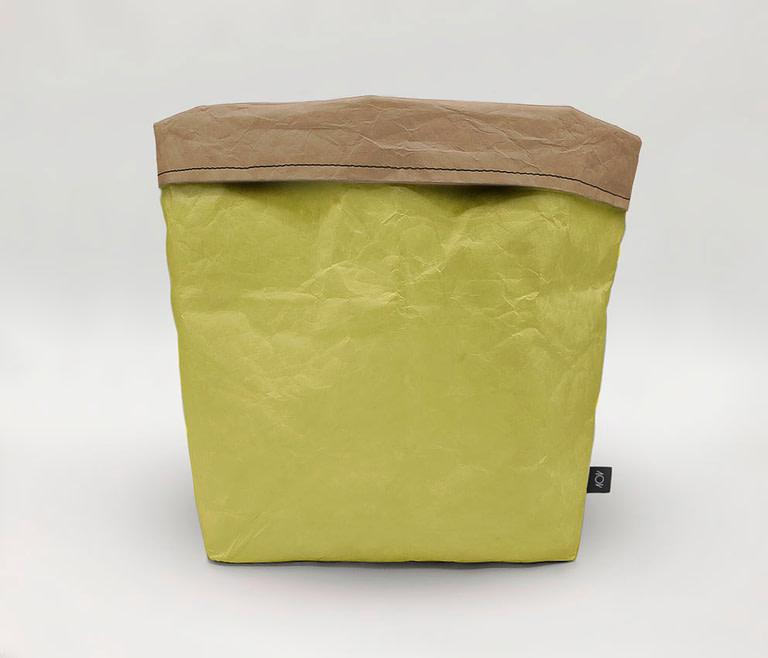 dobra cachepo lisa amarela
