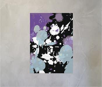 dobra - Lambe Autoadesivo - Arte com cores