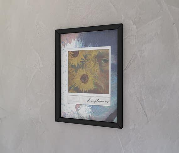 dobra - Quadro - Sunflowers