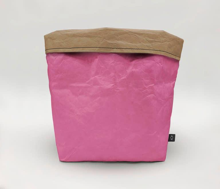 dobra cachepo lisa rosa