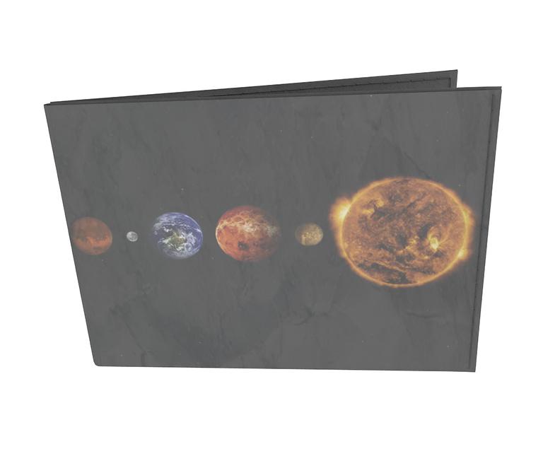 dobra - Carteira Old is Cool - Sistema Solar