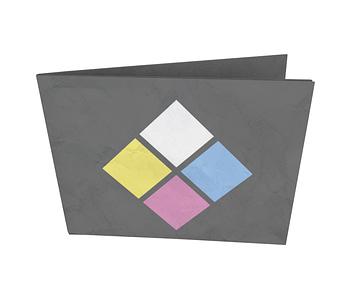 dobra - Nova Carteira Clássica - Autoridade Diamante - Fundo Preto