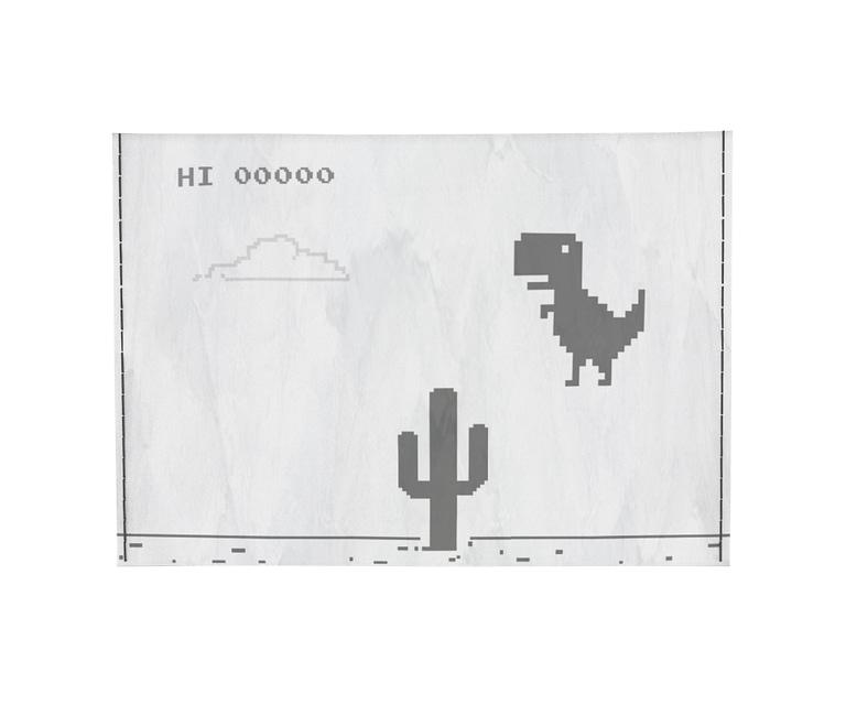 dobra - Porta Cartão - Sem Dinheiro - Dinossauro