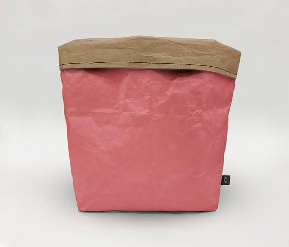 dobra cachepo lisa vermelha