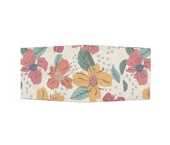 dobra - Nova Carteira Clássica - Floral Divertido