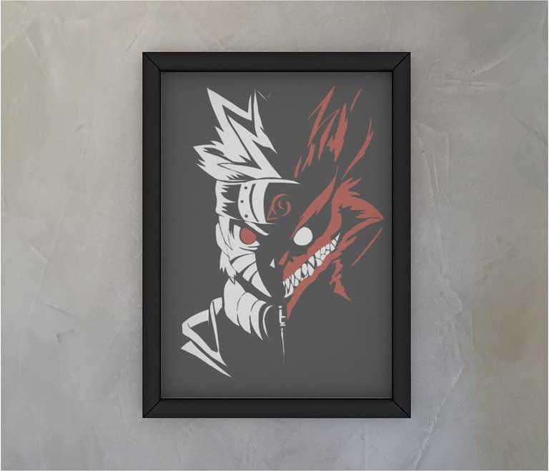 dobra - Quadro - Monster Fox