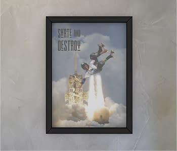 dobra - Quadro - Skate & Destroy