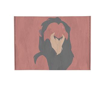 dobra - Porta Cartão - Minimalist bad lion