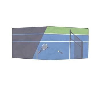 dobra nova classica quadra de tenis