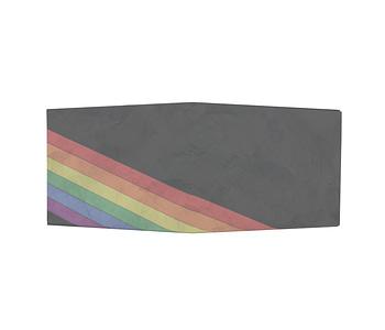 dobra - Nova Carteira Clássica - Pride Preto