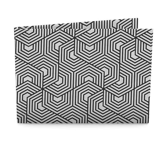 dobra - hexagon lines