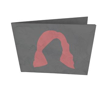 dobra - Nova Carteira Clássica - Red Hair