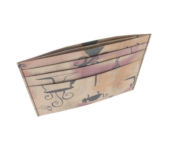 dobra - Porta Cartão - Bruxaria