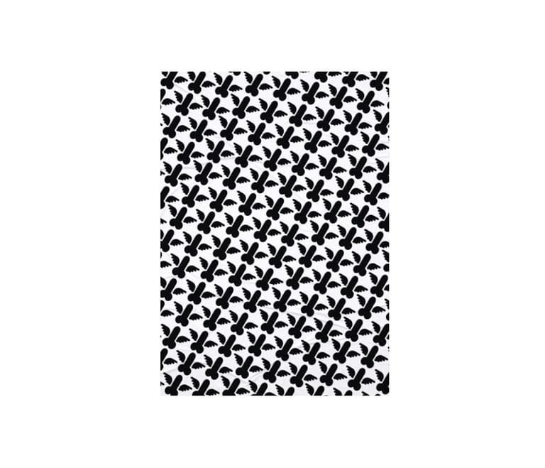 dobra - Lambe Autoadesivo - caralinhos voadores