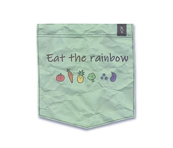 dobra - Bolso - Eat the rainbow!