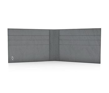 old is cool - black wallet