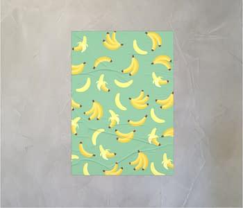 dobra - Lambe Autoadesivo - banana green