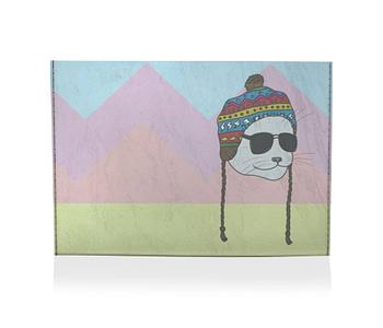dobra porta cartão gato peruano